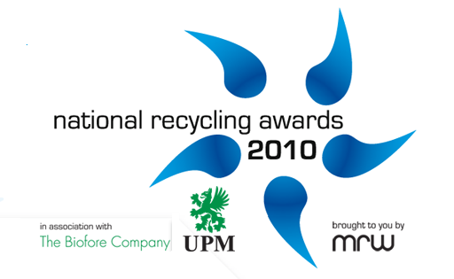 Ntional Recycling Awards 2010